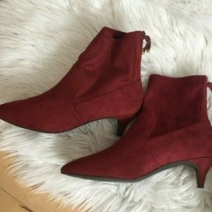 """Cole Haan """"Harlow"""" Bootie pointed toe NEW * sz 6"""